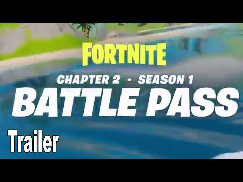 Fortnite Chapter 2 Season 1 Battle Pass Trailer