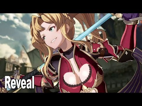 Granblue Fantasy: Versus - Zeta and Vaseraga Reveal Trailer [HD 1080P]