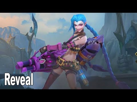 League of Legends: Wild Rift - Reveal Trailer [HD 1080P]