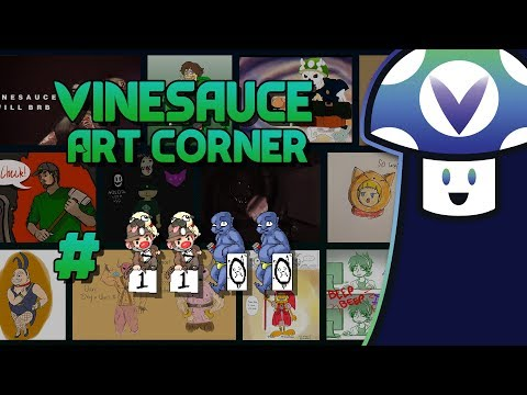 [Vinebooru] Vinny - Vinesauce Art Corner #1100