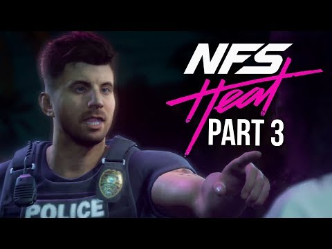 NEED FOR SPEED HEAT Gameplay Walkthrough Part 3 - I HATE SHAW (Full Game)