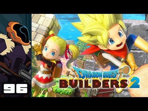 Let's Play Dragon Quest Builders 2 - PS4 Gameplay Part 96 - The Builder's Secret Sanctum