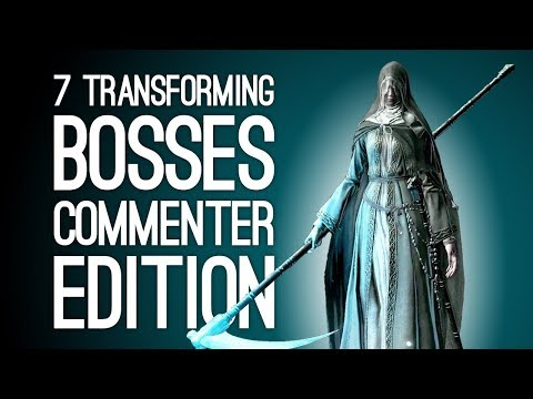 7 Transforming Bosses Who Made Us Regret Our Cockiness: Commenter Edition