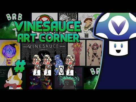 [Vinebooru] Vinny - Vinesauce Art Corner #1101