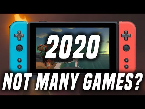 Could 2020 Be A DOWN Year For Nintendo Switch?! (Switched On Podcast Ep.007)