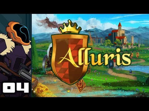 Let's Play Alluris - PC Gameplay Part 4 - Donk The Magic Punchman