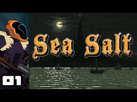 Let's Play Sea Salt - PC Gameplay Part 1 - Crab Rave Simulator
