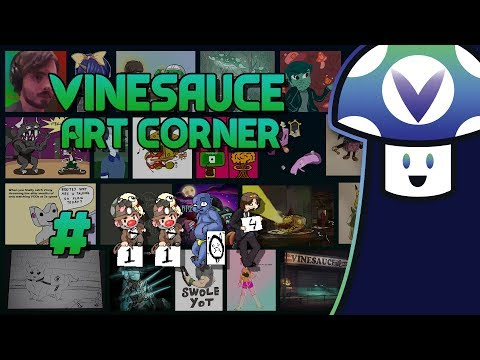 [Vinebooru] Vinny - Vinesauce Art Corner #1104