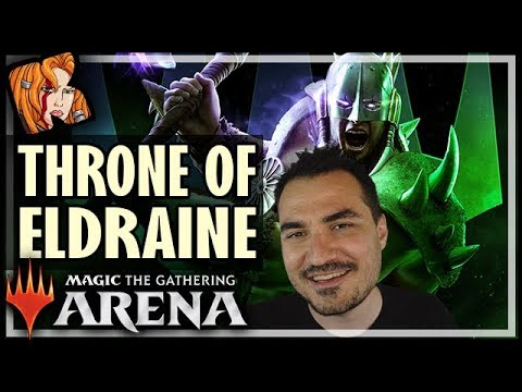 The Adventure Mechanic Is Amazing! - Throne of Eldraine MTG Arena