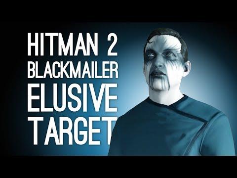 Hitman 2 Elusive Target The Blackmailer: CHANDELIER CHAOS (Hitman 2 Paris Elusive Target)