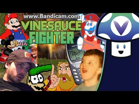 [Vinesauce] Vinny - Vinesauce Fighter: Ultimate Meme Showdown