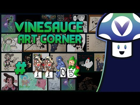 [Vinebooru] Vinny - Vinesauce Art Corner #1105