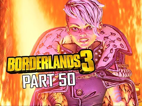 BORDERLANDS 3 Walkthrough Gameplay Part 50 - Great Vault (Let's Play Commentary)