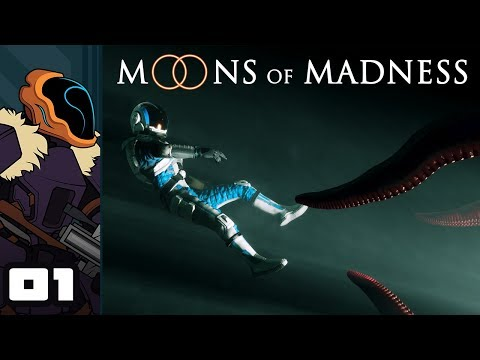 Let's Play Moons of Madness - PC Gameplay Part 1 - Whelp, Mars Is Haunted...