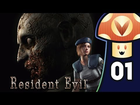 [Vinesauce] Vinny - Resident Evil (PART 1)