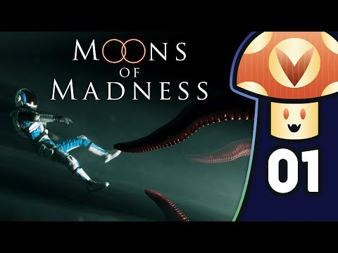 [Vinesauce] Vinny - Moons of Madness (PART 1)