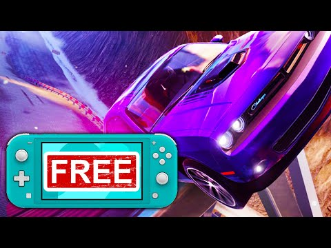 FREE New Racing Game On Switch?! Worth YOUR Download?