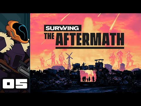 Let's Play Surviving The Aftermath - PC Gameplay Part 5 - Scarcity