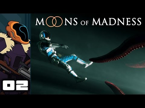 Let's Play Moons of Madness - PC Gameplay Part 2 - Mundane Martian Man