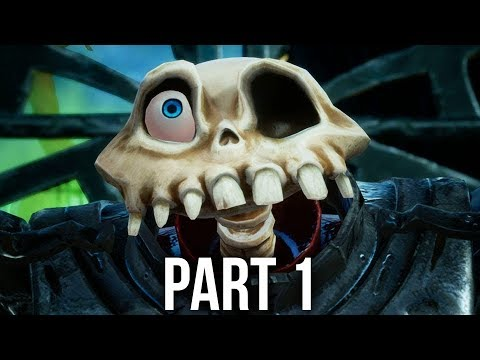 MediEvil PS4 Gameplay Walkthrough Part 1 - INTRO (Full Game)