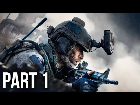 Call of Duty Modern Warfare 2019 Campaign Gameplay Walkthrough Part 1 - INTRO