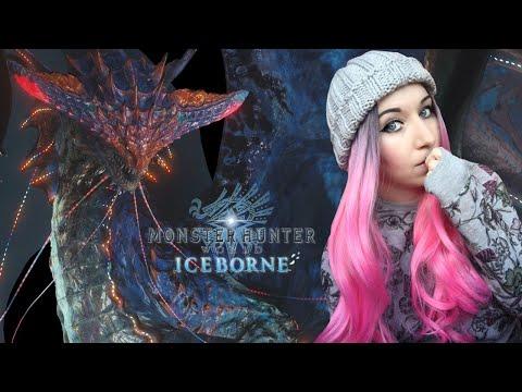 So BEAUTIFUL! - Namielle Hunt - Monster Hunter World Iceborne Gameplay