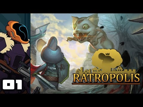 Let's Play Ratropolis (Demo) - PC Gameplay Part 1 - Redwaaaaaall!