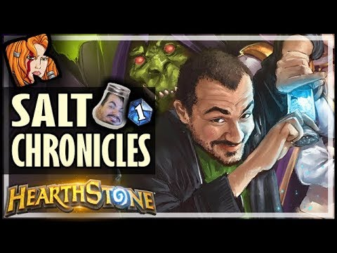 THE SALT CHRONICLES COME HOME! - EPISODE 1 - Hearthstone