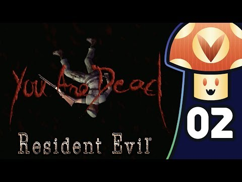 [Vinesauce] Vinny - Resident Evil (PART 2)