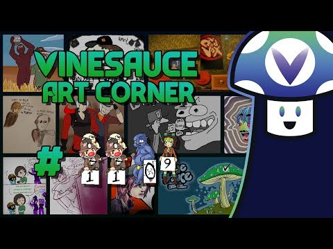 [Vinebooru] Vinny - Vinesauce Art Corner #1109