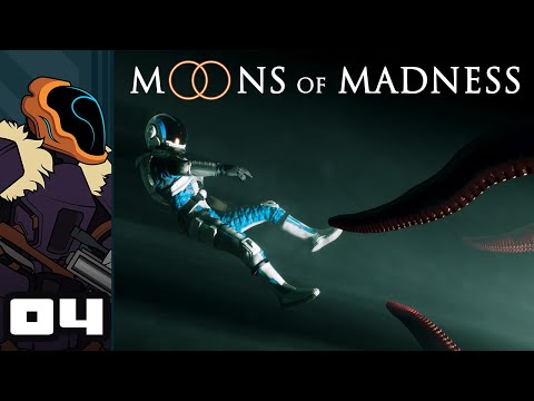 Let's Play Moons of Madness - PC Gameplay Part 4 - Losing It