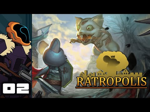 Let's Play Ratropolis (Demo) - PC Gameplay Part 2 - Filthy Weasels!