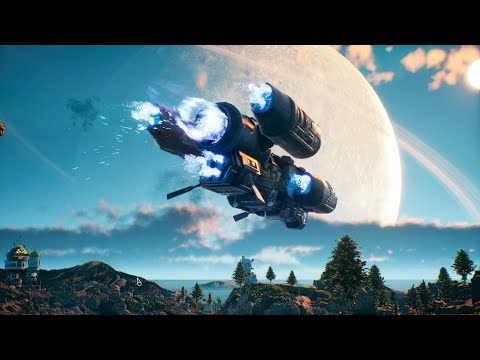 The Outer Worlds REVIEW    Is this FALLOUT in space?