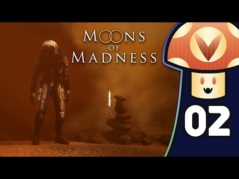 [Vinesauce] Vinny - Moons of Madness (PART 2)