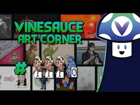 [Vinebooru] Vinny - Vinesauce Art Corner #1110