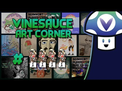 [Vinebooru] Vinny - Vinesauce Art Corner #1111
