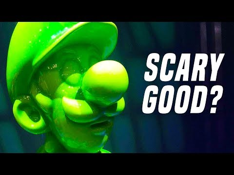 Luigi's Mansion 3 REVIEWS! This Game Is Scary Good...