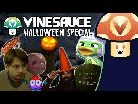 [Vinesauce] Vinny - Halloween 2019 Special (Half-Life 2 Map)