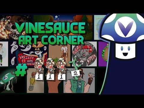 [Vinebooru] Vinny - Vinesauce Art Corner #1112