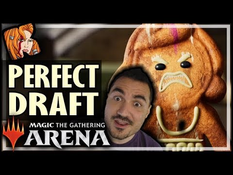 I Drafted The PERFECT Eldraine Deck! - MTG Arena