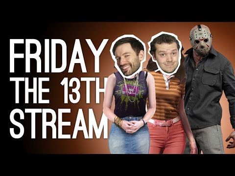 Friday the 13th The Game Stream! 🎃Friday the 13th Live for Hallowstream on Outside Xbox 🎃