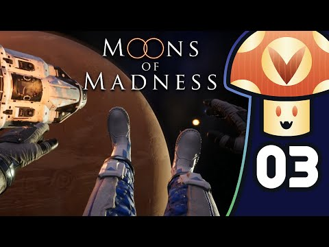 [Vinesauce] Vinny - Moons of Madness (PART 3 Finale)