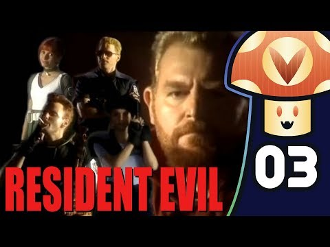 [Vinesauce] Vinny - Resident Evil (PART 3)