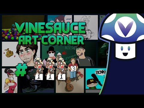 [Vinebooru] Vinny - Vinesauce Art Corner #1113
