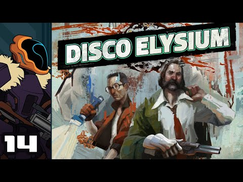Let's Play Disco Elysium - PC Gameplay Part 14 - The Lady Driver