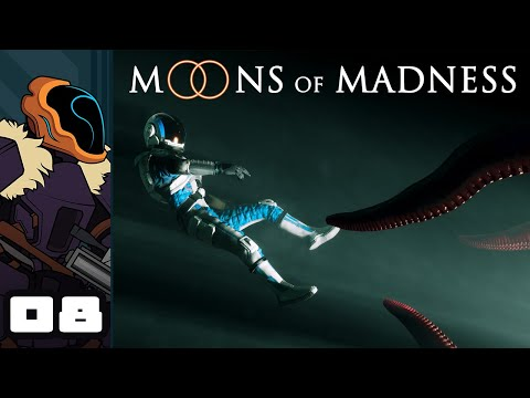 Let's Play Moons of Madness - PC Gameplay Part 8 - Good Arm!