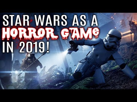 If Star Wars Was A Horror Game in 2019