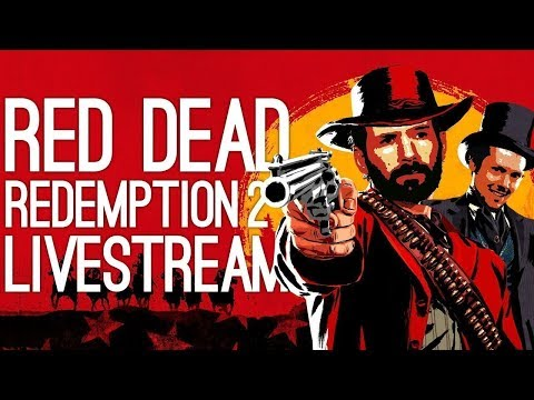 Red Dead Redemption 2 Live! HALLOWEEN EVENT! 🎃Outside Xbox Plays Red Dead Redemption 2