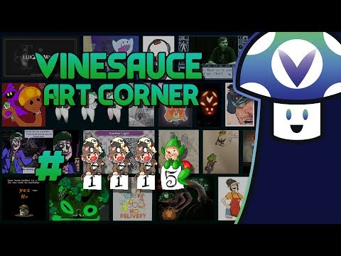 [Vinebooru] Vinny - Vinesauce Art Corner #1115