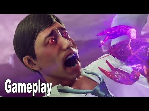 Yakuza 7 (Yakuza: Like a Dragon) - New Gameplay Demo [HD 1080P]
